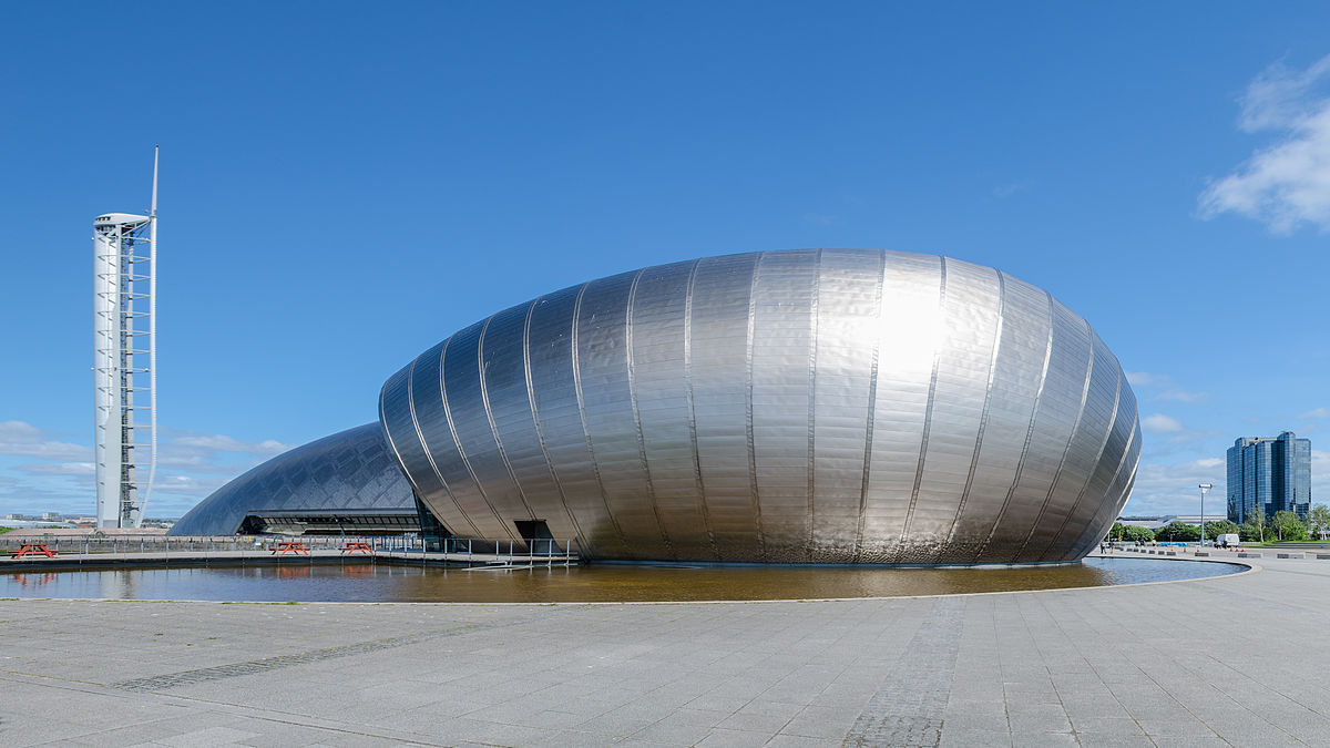 CENTRE DES SCIENCES DE GLASGOW