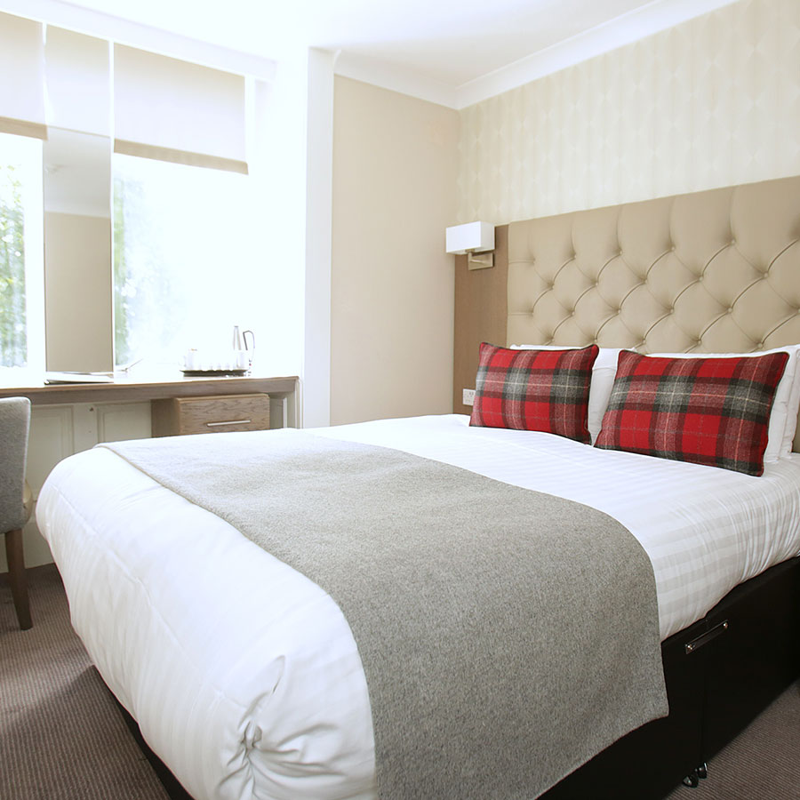 Your Chance To Win Ambassador Hotel Glasgow