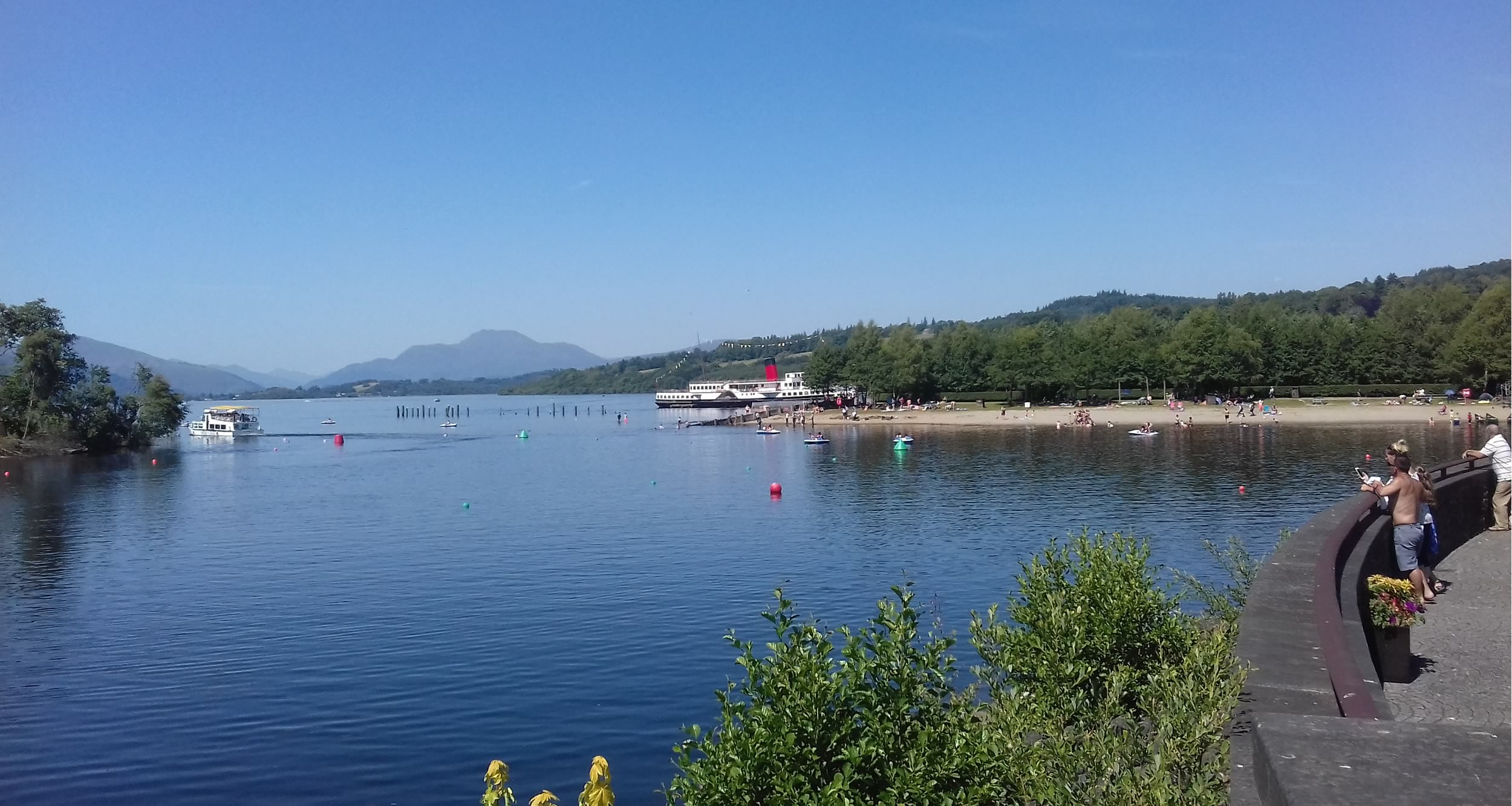 Visit Loch Lomond